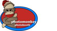 PhotoMonkey Photobooth Menu Logo