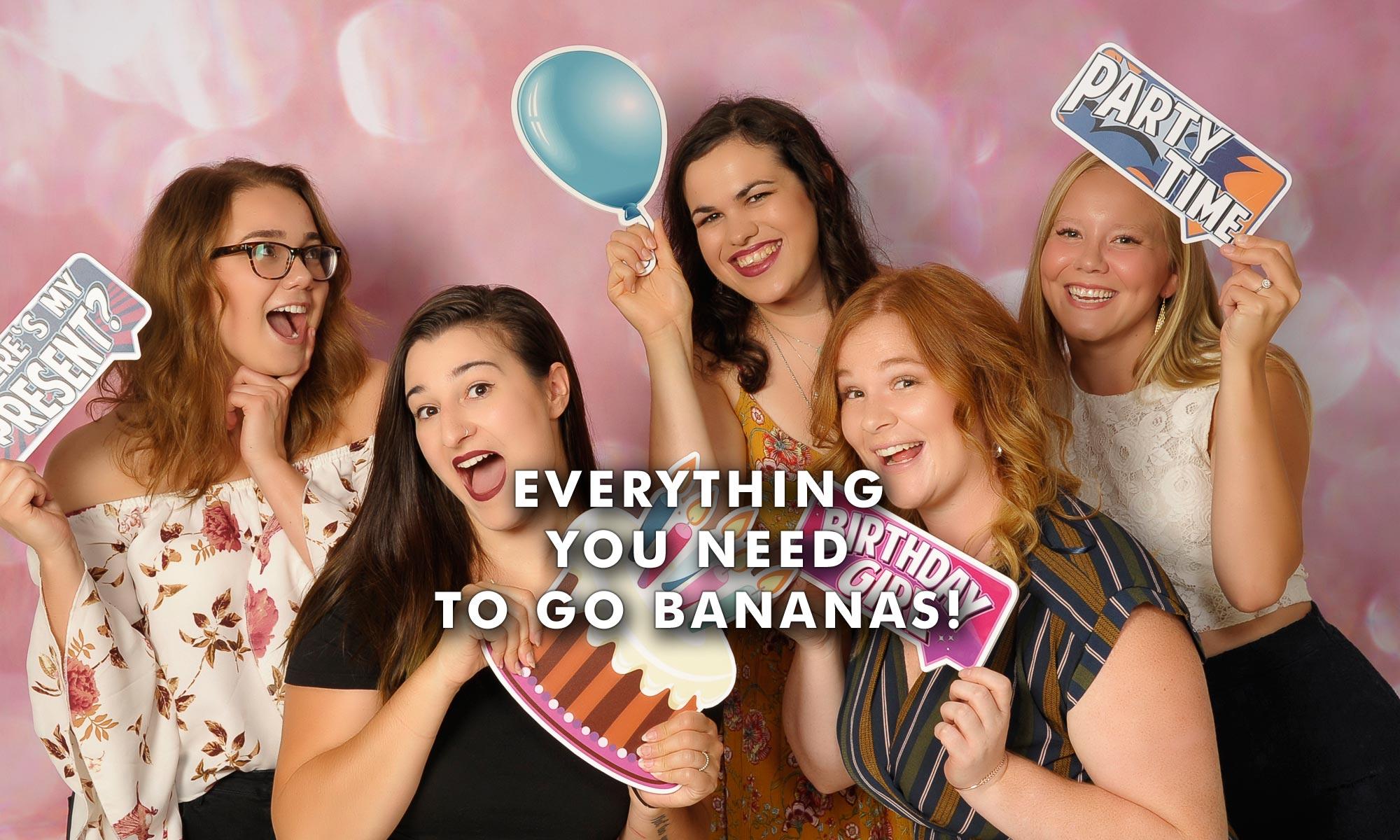 Photomonkey - Everything You Need to Go Bananas