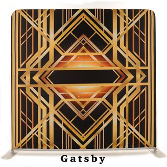 PhotoMonkey Photobooth Thunder Bay Backdrops - Gatsby